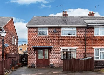 Thumbnail 3 bed semi-detached house for sale in St. Johns Road, Congleton