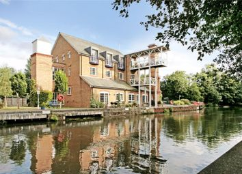 Thumbnail 2 bed flat for sale in The Mill, Whittets Ait, Weybridge, Surrey