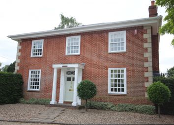 Thumbnail 4 bed detached house to rent in Bear Meadow, Beyton, Bury St Edmunds