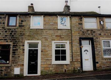Thumbnail 3 bed terraced house for sale in Emmott Lane, Laneshawbridge