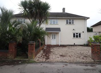 Thumbnail 3 bed semi-detached house to rent in Cumbrian Way, Southampton