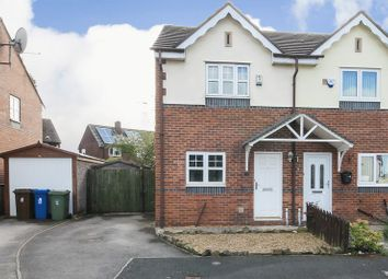 Thumbnail 2 bedroom semi-detached house for sale in Dovenby Fold, Ince, Wigan