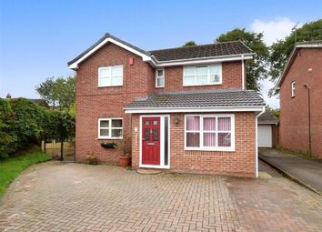 Thumbnail 5 bed detached house for sale in Warrilow Close, Meir, Stoke-On-Trent