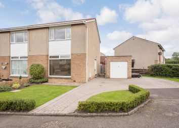 Thumbnail 2 bed semi-detached house for sale in 18 Park Lea, Rosyth