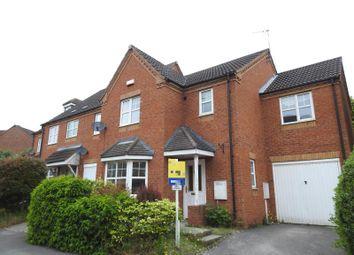 Thumbnail 4 bed end terrace house for sale in Edmonstone Crescent, Deansgate, Nottingham