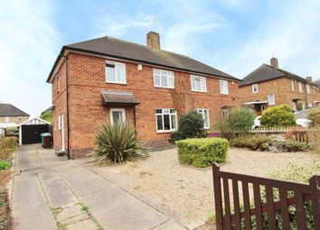 Thumbnail 3 bed semi-detached house for sale in Rushford Drive, Wollaton, Nottingham