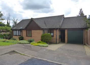 Thumbnail 2 bed detached bungalow for sale in Layer Close, Norwich