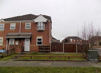 Thumbnail 1 bed semi-detached house for sale in 21 Peckleton Green, Barwell, Leicestershire
