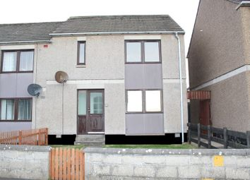 Thumbnail 2 bed terraced house for sale in Dunnett Avenue, Wick
