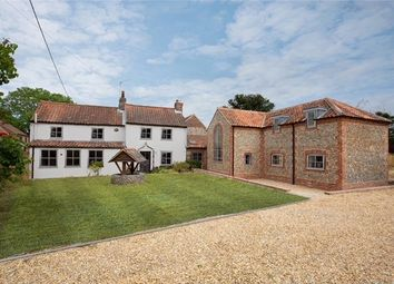 Thumbnail 4 bed detached house for sale in West Street, North Creake, Fakenham