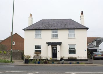 Thumbnail 4 bed detached house for sale in Main Road, Emsworth, West Sussex