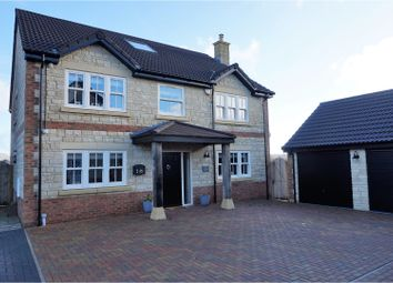 Thumbnail 5 bed detached house for sale in Damask Way, Warminster