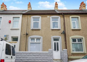Thumbnail 1 bed flat for sale in Cecil Street, Roath