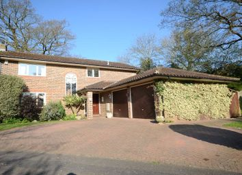 Thumbnail 4 bedroom detached house for sale in Wilton Crescent, Windsor, Berkshire