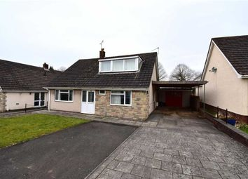 Thumbnail 4 bed detached house for sale in Fair View, Chepstow