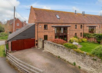 Thumbnail 4 bed barn conversion for sale in Station Road, Ripple, Tewkesbury