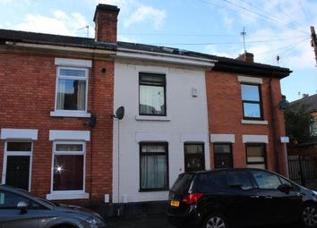 Thumbnail Terraced house for sale in Bakewell Street, Derby, Derbyshire