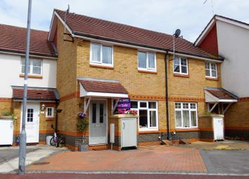 Thumbnail 3 bed terraced house for sale in Roby Drive, Bracknell