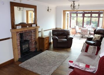 Thumbnail 3 bed detached house for sale in Church Lane, No Mans Heath, Tamworth