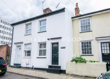 Thumbnail 2 bed terraced house to rent in Wellington Street, Colchester