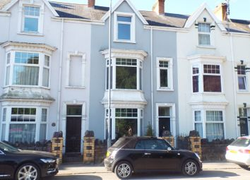 5 bed terraced house for sale in 109 Newton Road, Mumbles, Swansea SA3