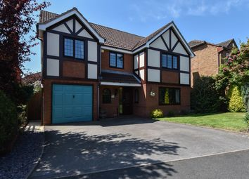 Thumbnail 5 bed detached house for sale in Long Meadow Road, Lickey End, Bromsgrove