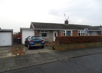 Thumbnail 2 bed bungalow for sale in Acomb Crescent, Fawdon, Newcastle Upon Tyne