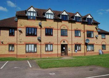 Thumbnail 2 bed flat for sale in Bordeaux Close, Duston, Northampton