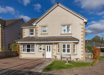 Thumbnail 5 bed detached house for sale in Birley Court, St. Boswells, Melrose