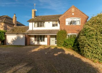 Thumbnail 4 bedroom detached house to rent in Stamford Road, Oakham