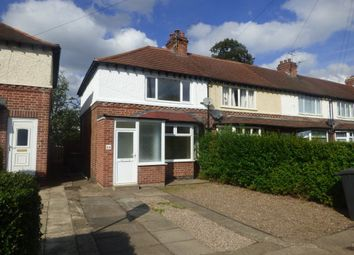 Thumbnail 2 bed semi-detached house to rent in Leslie Avenue, Beeston
