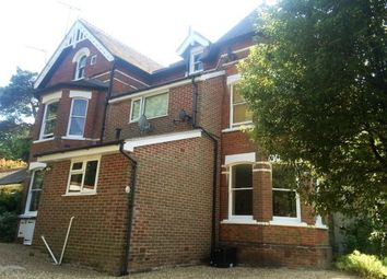 Thumbnail 1 bedroom flat to rent in 27 Surrey Road South, Bournemouth