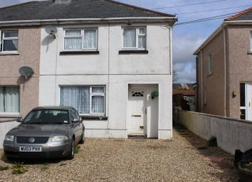 Thumbnail 3 bed semi-detached house for sale in Gelli Road, Llandybie, Ammanford