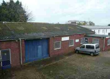 Thumbnail Warehouse for sale in Mariners Score, Lowestoft