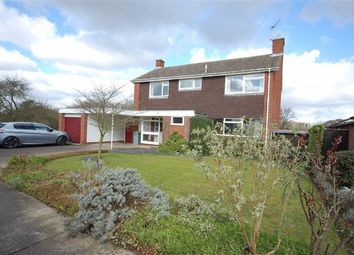 Thumbnail 4 bed detached house for sale in Orchard Close, Southwell, Nottinghamshire