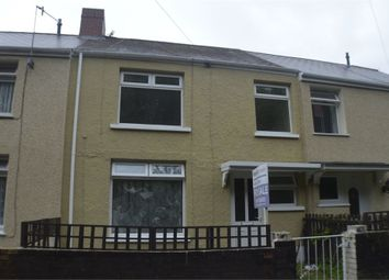 Thumbnail 4 bed terraced house to rent in Mount View Terrace, Port Talbot