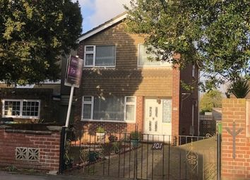 Thumbnail 3 bed detached house for sale in Obelisk Road, Southampton