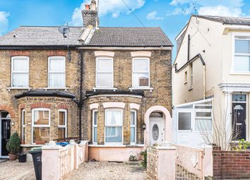 Thumbnail 3 bed semi-detached house for sale in Grant Road, Addiscombe, Croydon
