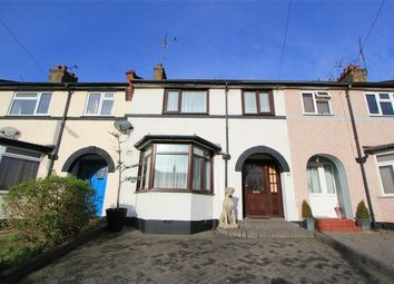 Thumbnail 3 bedroom terraced house to rent in Manchester Drive, Leigh-On-Sea, Essex