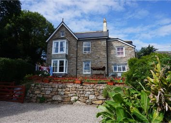 Thumbnail 4 bed detached house for sale in Faugan Lane, Penzance