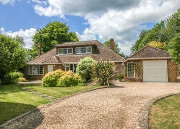 Thumbnail 4 bed detached house for sale in West Dean, Salisbury, Wiltshire