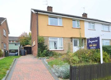Thumbnail 3 bed semi-detached house for sale in Hayes Road, Keyworth, Nottingham