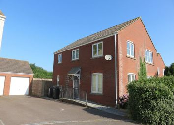 Thumbnail 4 bed detached house to rent in Brutton Way, Chard
