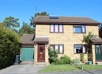 Thumbnail 2 bed semi-detached house for sale in Welham Manor, North Mymms, Hatfield
