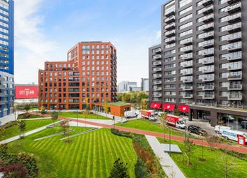 Thumbnail 3 bed flat for sale in City Island Way, London