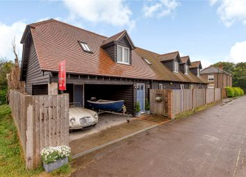 Thumbnail 3 bed semi-detached house for sale in Bosham Lane, Bosham, Chichester, West Sussex