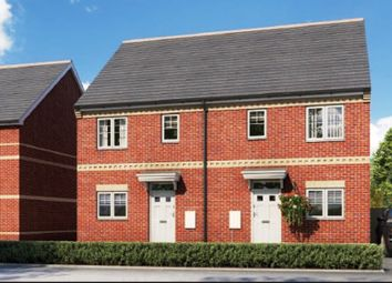 Thumbnail 3 bedroom semi-detached house for sale in Pattens Close, Whittlesey, Peterborough