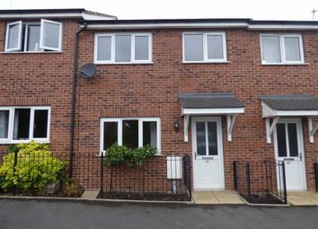 Thumbnail 3 bed town house to rent in Spencer Street, Northwich