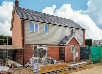 Thumbnail 4 bed detached house for sale in Church End, Hilton, Huntingdon