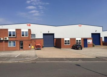 Thumbnail Light industrial to let in Coleshill Industrial Estate, Units 16 & 17, Roman Way, Coleshill, Warwickshire